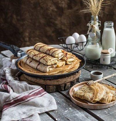 ASTERIA Посуда с антипригарным покрытием! Жарим без масла!10 — Сковородка блинная — Сковороды