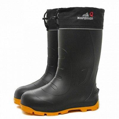 NORDMAN обувь весна-лето 2021  — мужские резиновые сапоги — Сапоги