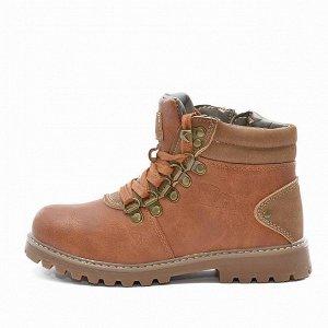 Ботинки зимние Nordman Go коричневые