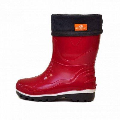 NORDMAN обувь весна-лето 2021  — детские резиновые сапожки — Сапоги