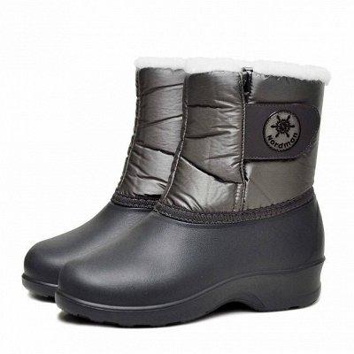 NORDMAN резиновая обувь 2021 (д) — Женская зимняя обувь