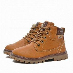 Ботинки демисезонные Nordman Go коричневые
