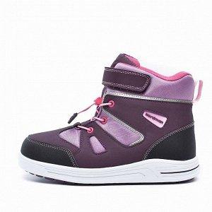 Ботинки зимние Nordman Go фиолетовые