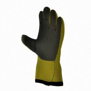 Перчатки Nordman неопреновые для зимней рыбалки хаки