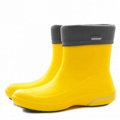 NORDMAN обувь весна-лето 2021  — женские резиновые сапоги — Резиновые сапоги