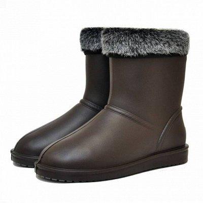 NORDMAN обувь весна-лето 2021  — женские резиновые сапоги демисезонные — Резиновые сапоги