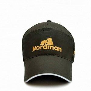 Кепка Nordman из влагозащитной ткани хаки