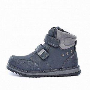 Ботинки зимние Nordman Go черные