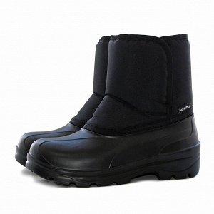 Сноубутсы Nordman Comfort утепленные из ЭВА черные Артикул | Мужские сапоги