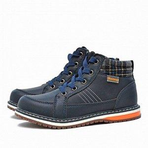 Ботинки демисезонные Nordman Go темно-синие