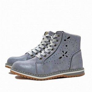 Ботинки демисезонные Nordman Go голубые