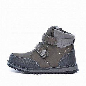 Ботинки зимние Nordman Go хаки