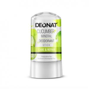 DEONAT  Дезодорант 60гр, стик с экстратом ОГУРЦА