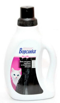Ворсинка д/черн. вещей СМС жидкое 750мл