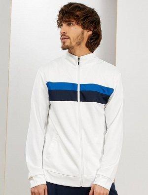 Спортивная куртка в винтажном стиле