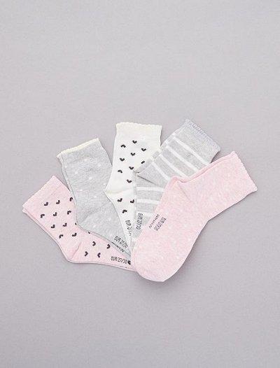 Одежда из Франции для всей семьи! — Девочки. Чулочно-носочные изделия. — Носки