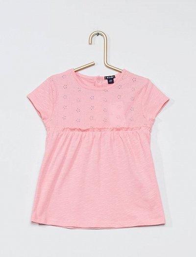 Одежда из Франции для всей семьи! — Малыши. Футболки. — Кофты и футболки