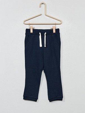 Спортивные брюки из мольтона