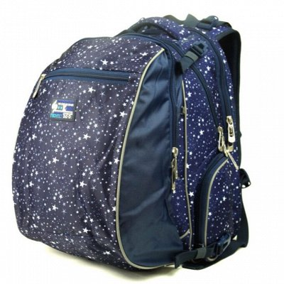 Ранцы и рюкзаки UFО PEОPLЕ 68 📚   — Рюкзаки STERNBAUER с мешком для обуви — Школьные рюкзаки