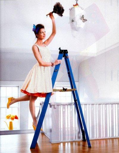 Полезные мелочи! Садоводам и огородникам! 23  — Лестницы — Двери, окна, лестницы