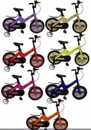 """Велосипед 12"""" алюм. (на рост 98-104 см.)"""