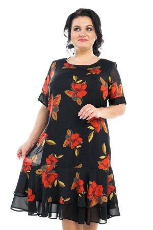 Платье-1129
