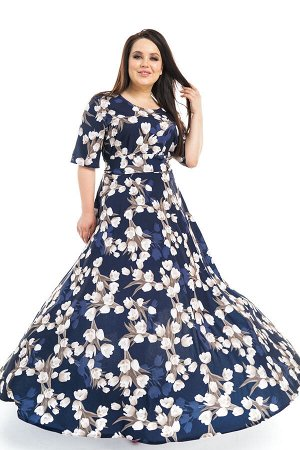 Платье-1044