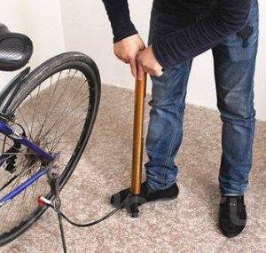 Насос ручной для велосипеда