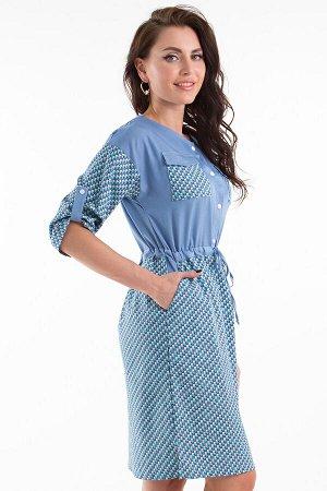 Платье Стильная формула П1302-13