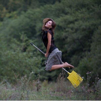 Полезные мелочи! Садоводам и огородникам! 25  — Мётла — Садовый инвентарь