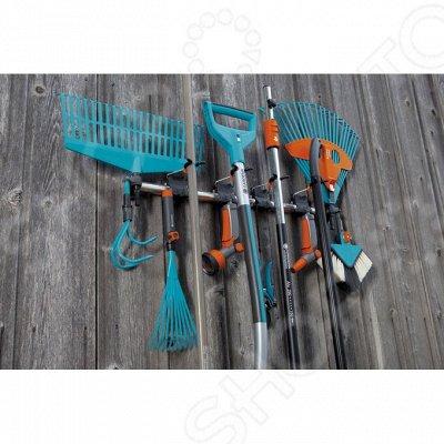 Полезные мелочи! Садоводам и огородникам!  — Подвесное хранение садового инструмента — Садовые инструменты