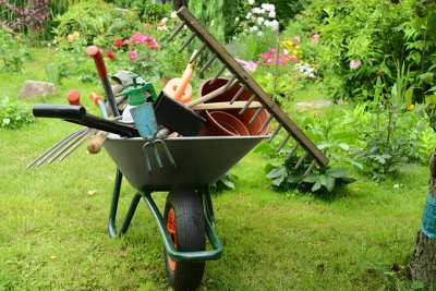 Полезные мелочи! Садоводам и огородникам!  — Тачки, колеса, камеры — Садовый инвентарь