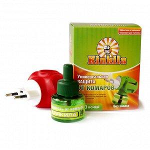 КИНКИЛА комплект с жидкостью 30 ночей б/запаха 30 мл/24, 062855
