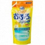 """""""Mitsuei"""" Средство для чистки ванн с цитрусовым ароматом, 350 мл. (мягкая экономичная упаковка"""