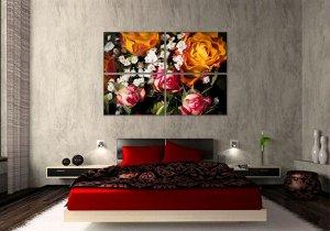 Розы&герберы