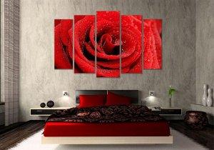 Роза Размер 130*80 см
