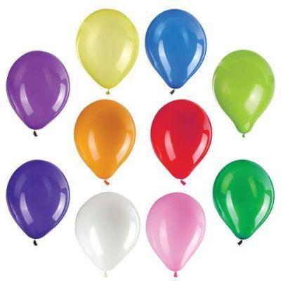 «Канцелярия» Всё необходимое для школы и офиса! — Воздушные шары — Воздушные шары, хлопушки и конфетти