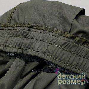 Брюки (текстиль) для мальчиков ДЖИНСОВЫЙ