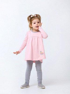 117211 Комплект для девочек Розовый