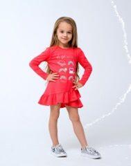 120256 Платье для девочек Розовый коралл