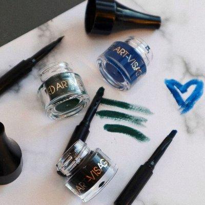 Арт-Визаж+Estrade♥ Много нового!  — ART-VISAGE Гелевая подводка для глаз — Для глаз