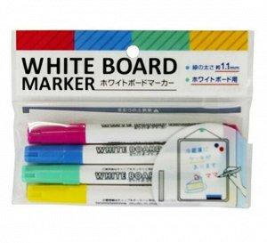 Набор маркеров для белой доски.