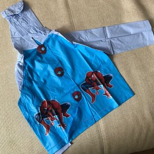 Дождевик-курточка