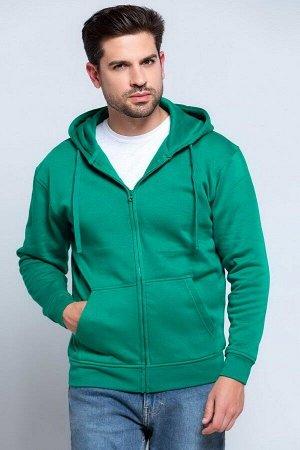 Толстовка MARTAR Marek ярко-зелёный