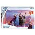 """Мозаика """"puzzle"""" maxi 24 """"Холодное сердце - 2"""" (Disney) 90059"""