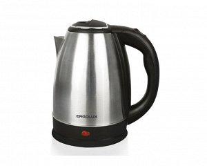 ERGOLUX ELX-KS05-C72 матово-черный PROMO (чайник нерж.сталь, 1.8л, 220-240В, 1600 Вт)