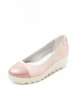 Imac. Туфли на дизайнерской подошве с Air Effect, розовый,40