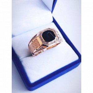 Мужское кольцо МК041