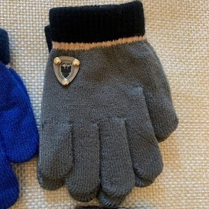 Перчатки одинарные