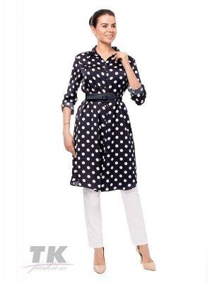 Платье - блузон